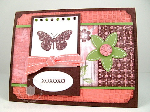 Stampin up escape