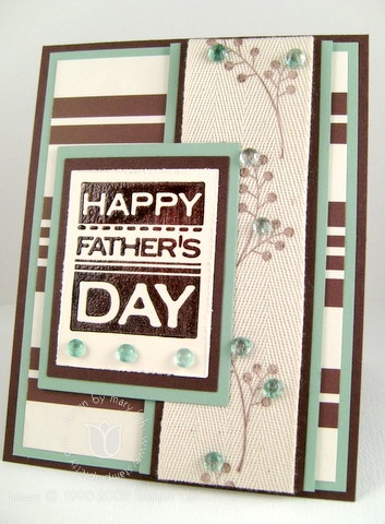 Stampin up dad