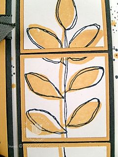Stampin up wonderful close