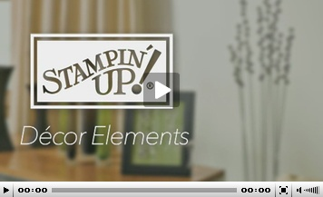 Decor elements video