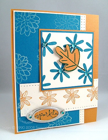 Stampin up fall flair pacific point