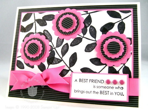 Stampin up best friend