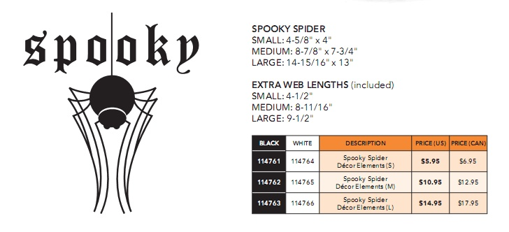Stampin up spook spider