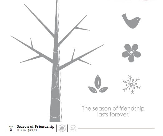Season of friendship