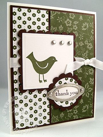 Stampin up best wishes & more