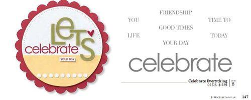 Celebrate everything