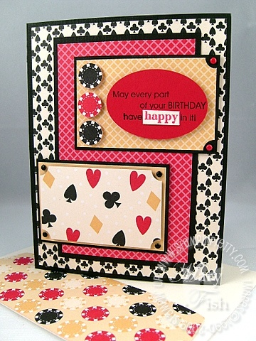 Stampin up full of life jackpot