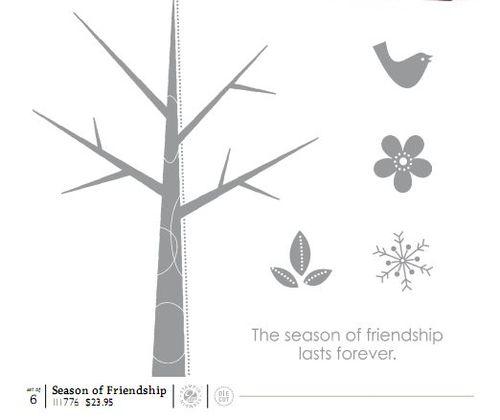 Season of friendship
