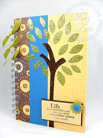 Stampin up sticky cuts