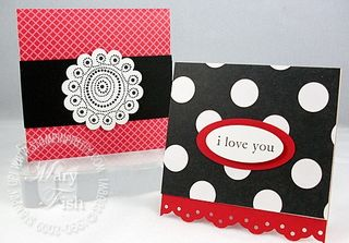 Stampin up punches plus sale-a-bration card