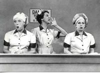 Elvia Allman on I Love Lucy