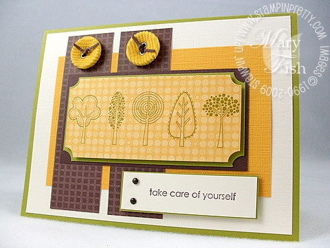 Stampin up bright delights 2