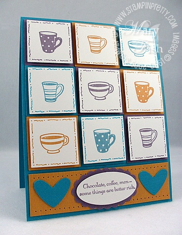 Stampin up sip by sip