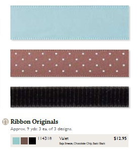Ribbon originals valet