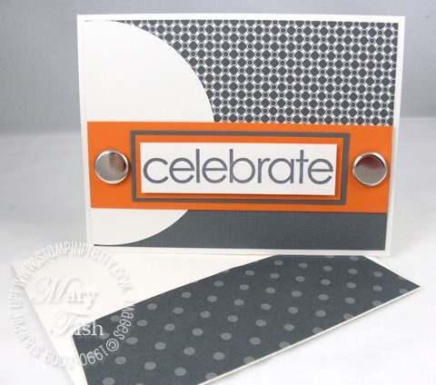 Stampin up celebrate everything circle scissor plus