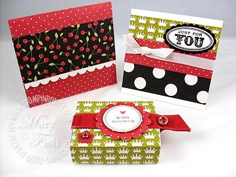 Designer Matchboxes matchbox | stampin' pretty