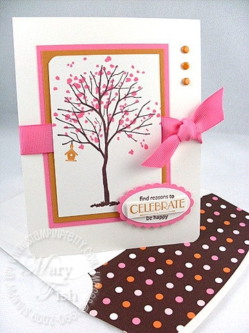 Stampin up branching out
