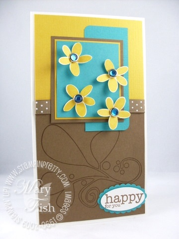Stampin up organic outlines mojo monday 92 full