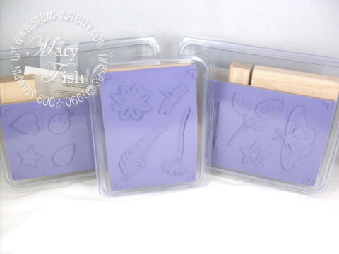 Stampin up blog candy hostess stamps