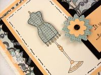 Stampin up chic boutique close-up