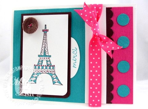 Stampin up chic boutique ppa1