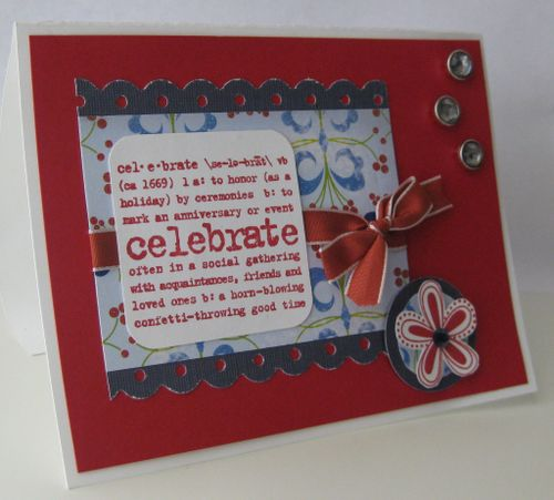 Stampin up kalshelia
