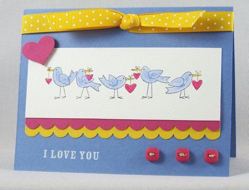 The Love Birds again