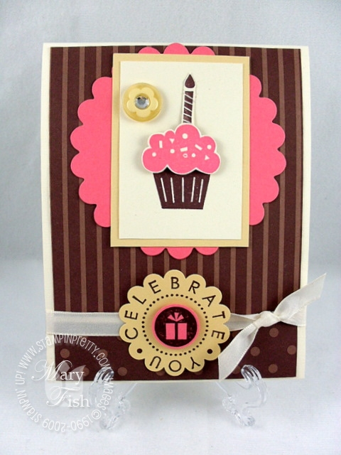 Stampin up party hearty mojo monday