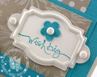 Stampin up mojo monday hodgepodge hardware