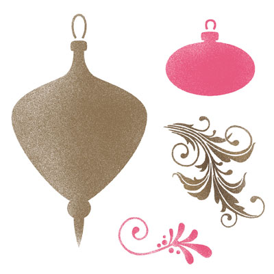 Vintage ornaments 1