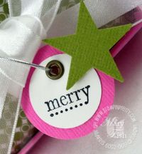 Stampin up tiny tags