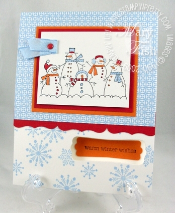 Stampin up movers and shapers more the merrier
