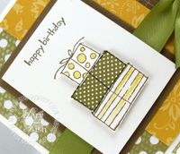 Stampin pretty happy moments birthday presents