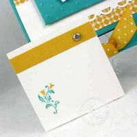 Stampin up tiny tags bitty envelope