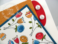 Stampin up happy moments pretties kit pearls