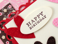 Stampin up vintage labels sale-a-bration