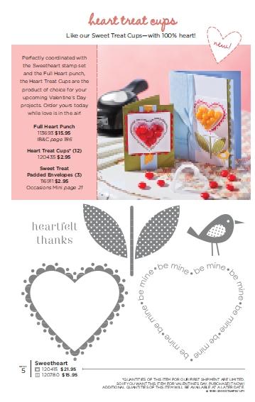 Sweetheart www.stampinpretty.com
