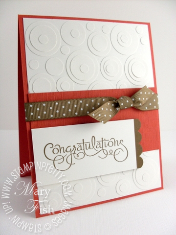 Stampin up well scripted pals paper arts