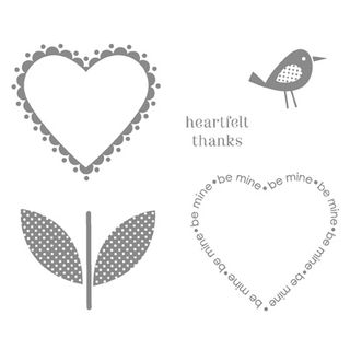 Sweetheart stampin pretty