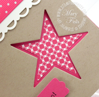 Stampin up melon mambo movers & shapers star