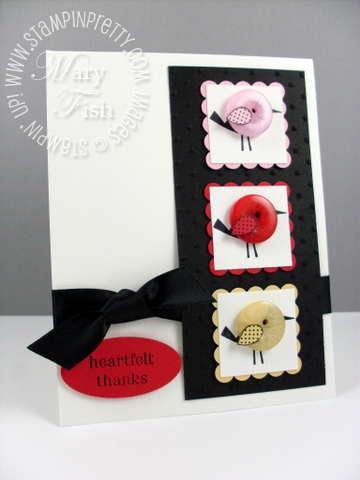 Stampin up sweetheart stamp set pals paper arts