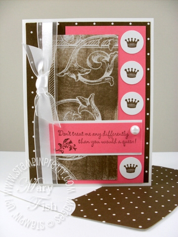 Stampin up favorite thoughts summer mini catalog