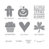 Got treats stampin pretty