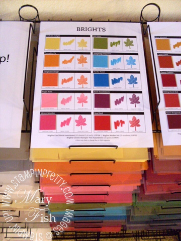 Stampin up color chart stampin pretty blog