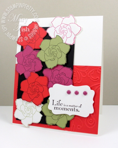 Stampin up growing green pals paper arts