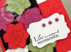 Stampin up pals paper arts elements of style