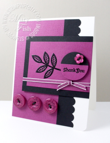 Stampin up mojo monday 157 day of gratitude