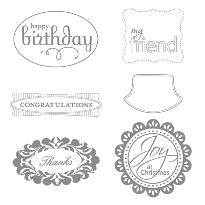 Perfect punches stampin pretty
