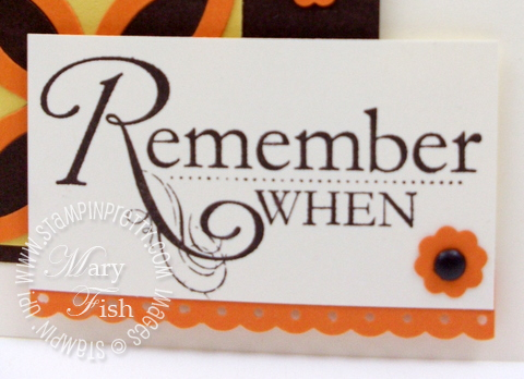 Stampin up word play stampin pretty
