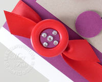 Stampin up pals paper arts basic rhinestone jewels button